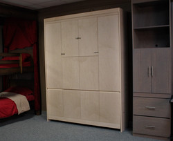 Murphy bed #131-0418 Clsoed