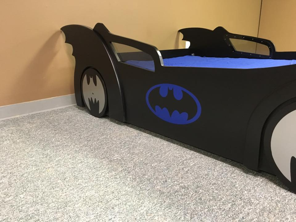 Blue Bat Side