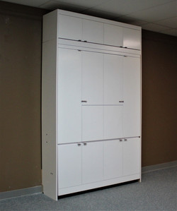 Murphy bed #131-0818 Closed
