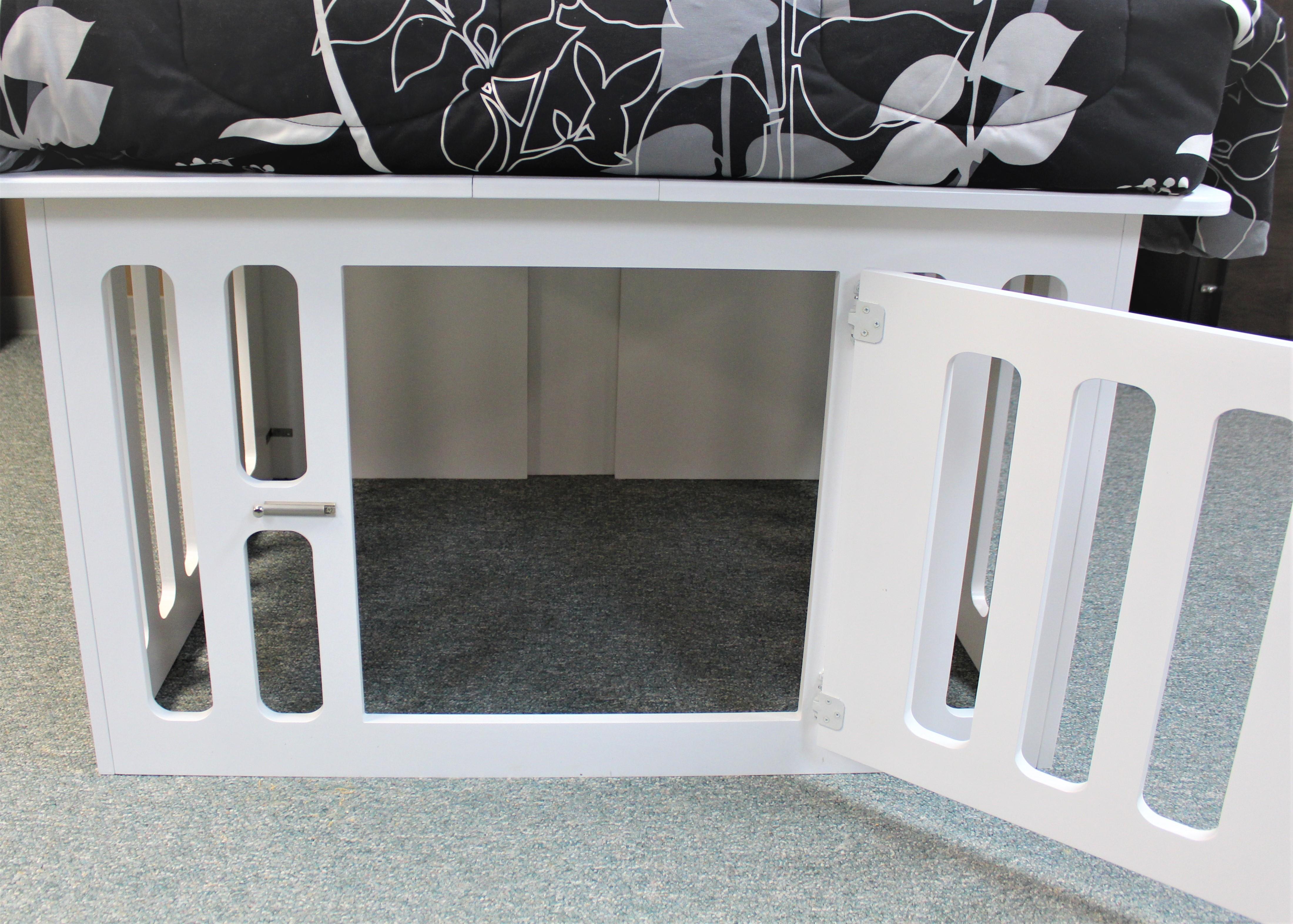 Kennel Bed Door