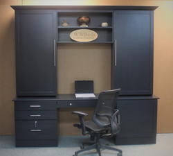 Anderson Desk Front View