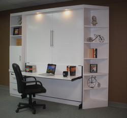 Manhattan Murphy Bed Desk #122-1218