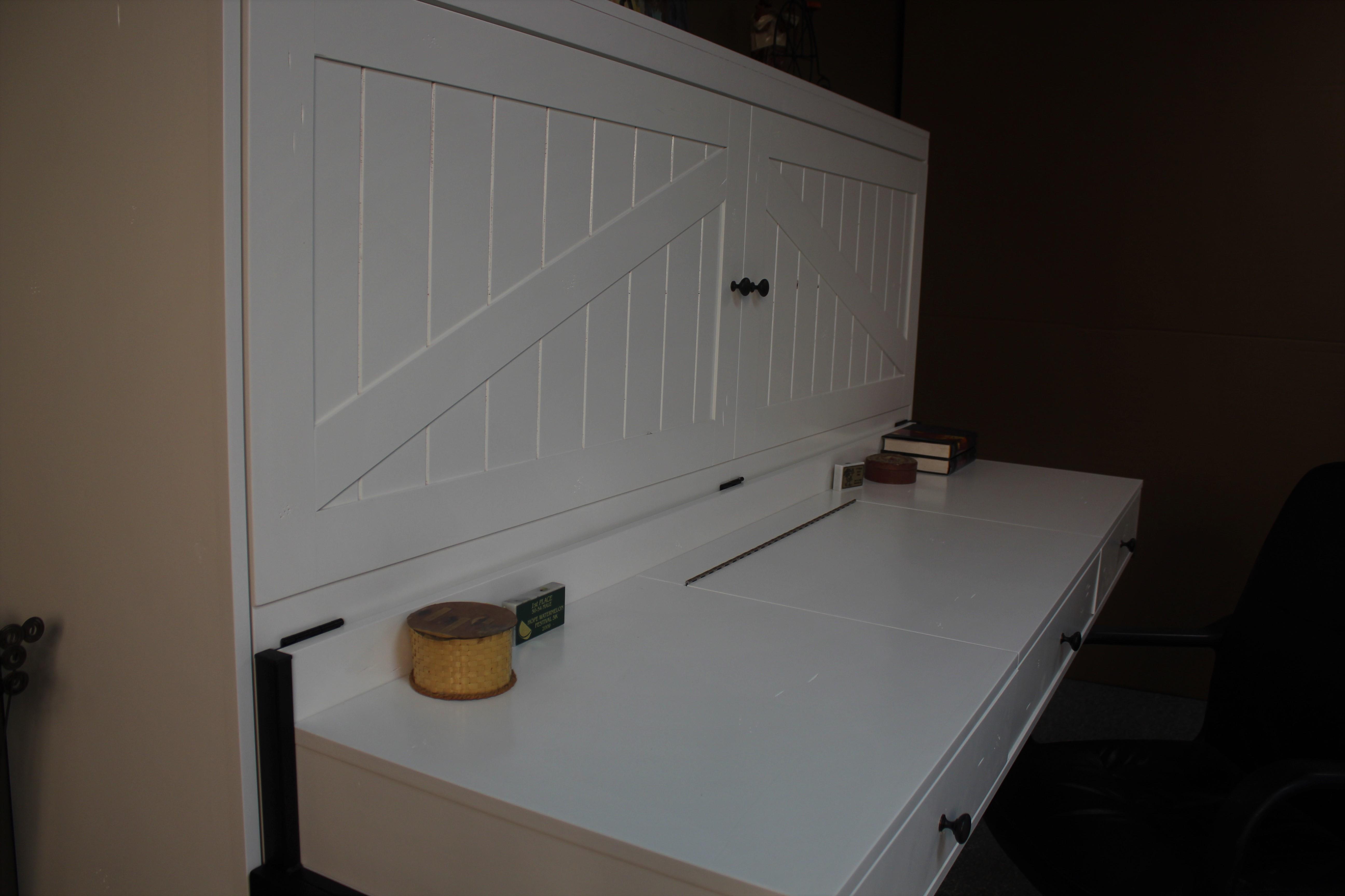 Vanity Murphy Desk