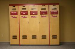 Philadelphia Phillies Locker