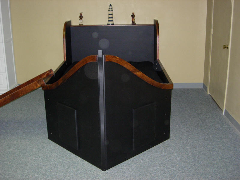Boat Bed style 2 (2007 version)
