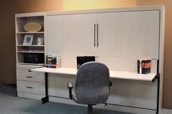 Horizontal Desk Closed