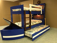 Nautical Boat Bunk Bed