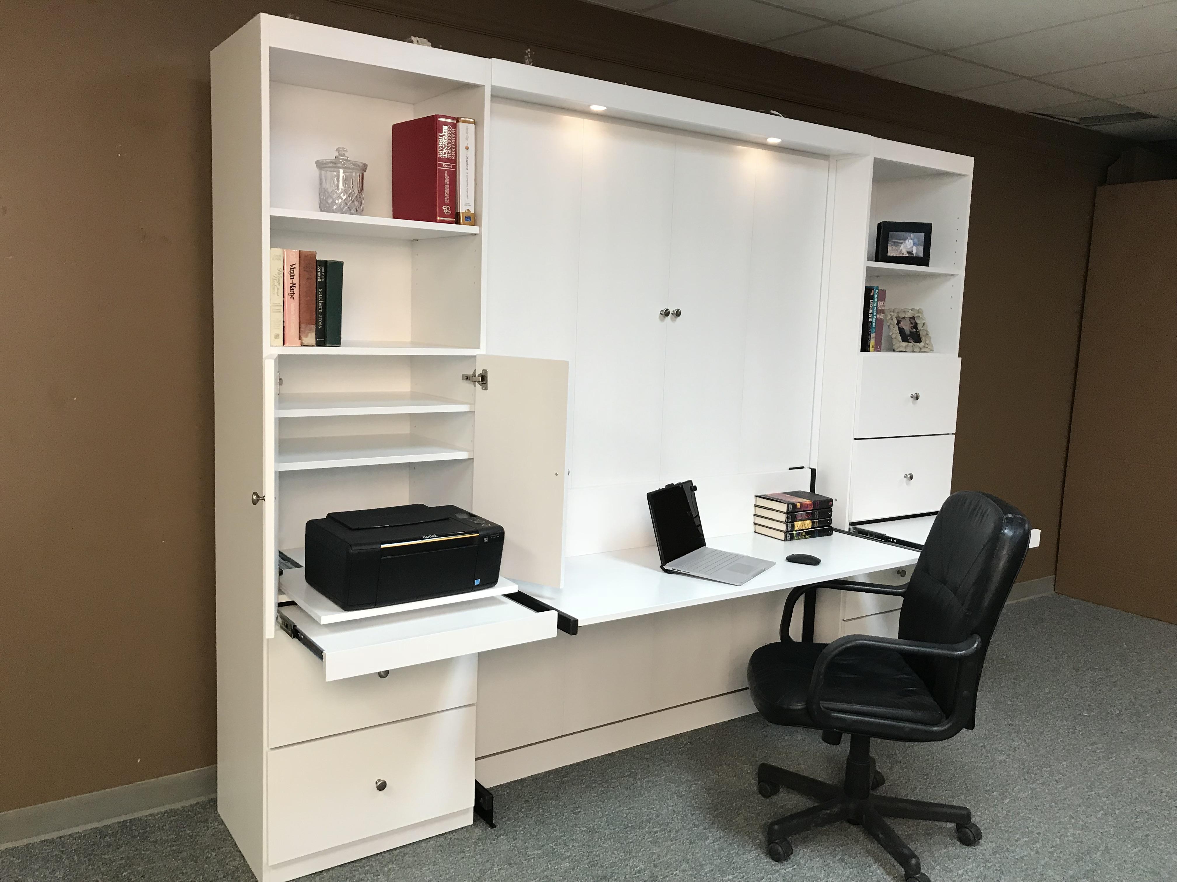 Alpine Murphy Desk #121-1117