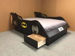 Batmobile Queen Drawer