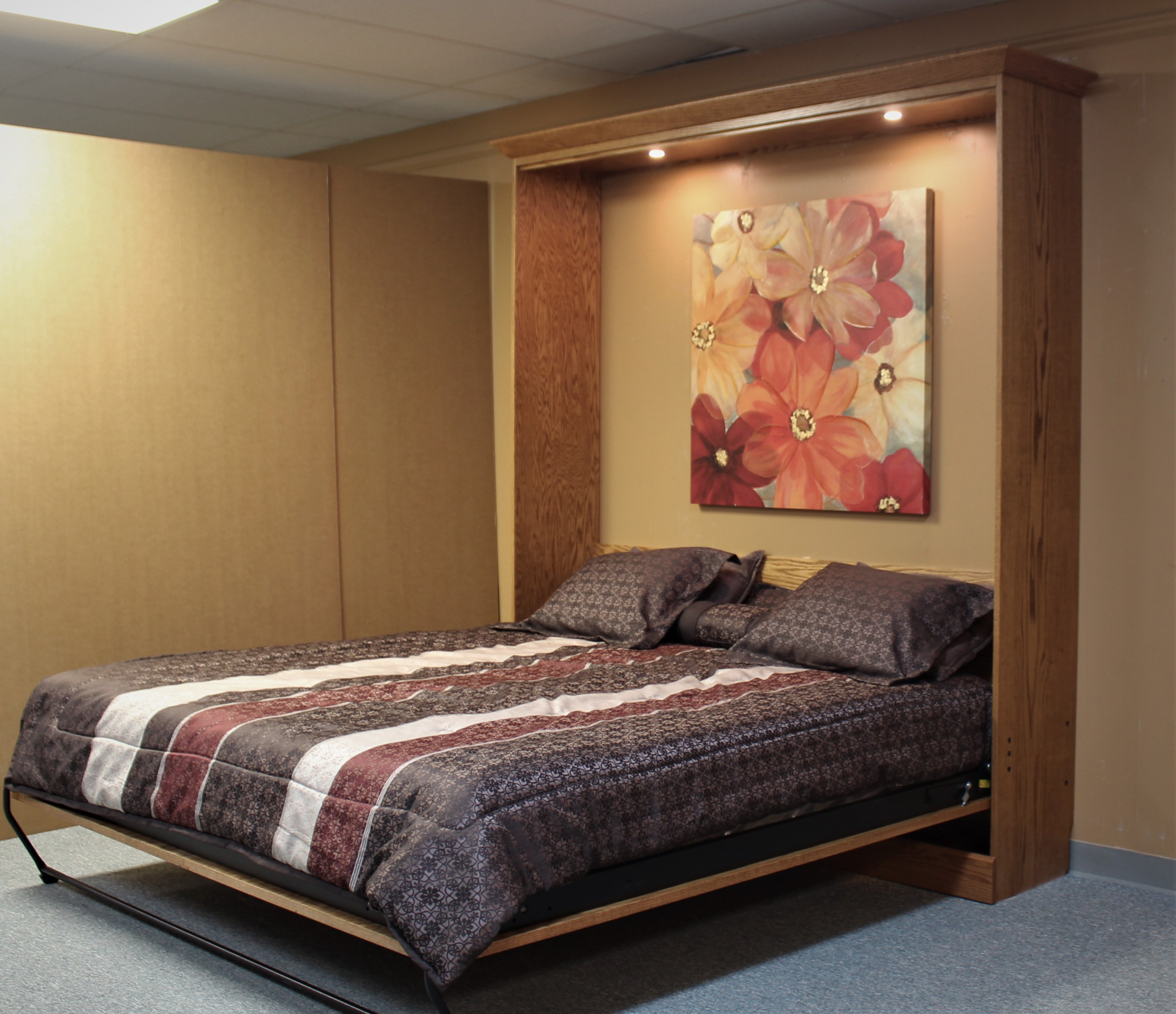 Mission Murphy bed style #1123-0720