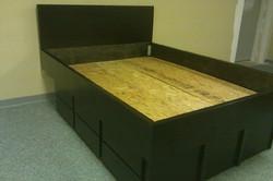 5 Board Waterbed