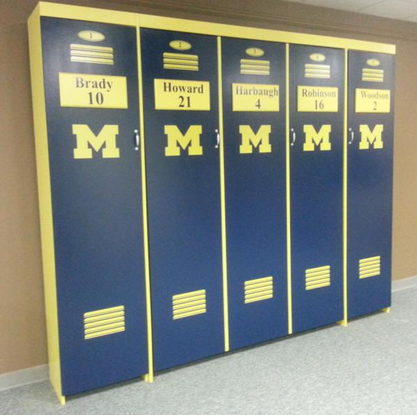 MIchigan Locker Closed