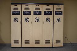 NY Yankee Murphy Bed Closed