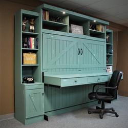 Barn Side Desk Close