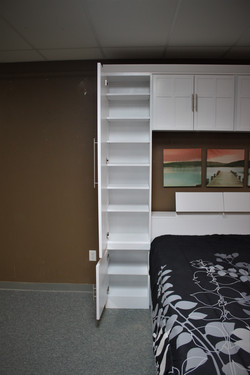 Lift Bed Bookcases