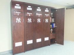 Oak Yankee Murphy Bookcase Open