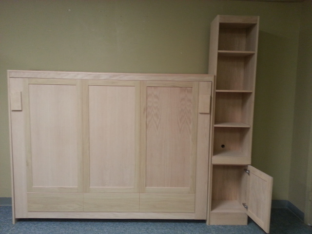 Unfinished Ross Wall Bed