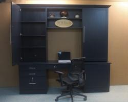 Inkwell Desk Door