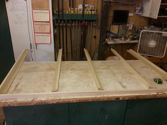 Building inner frame