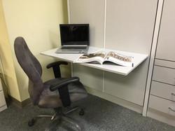 Locker Wall Desk