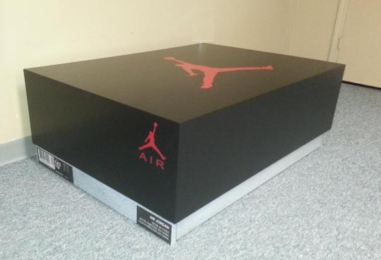 Jordan box