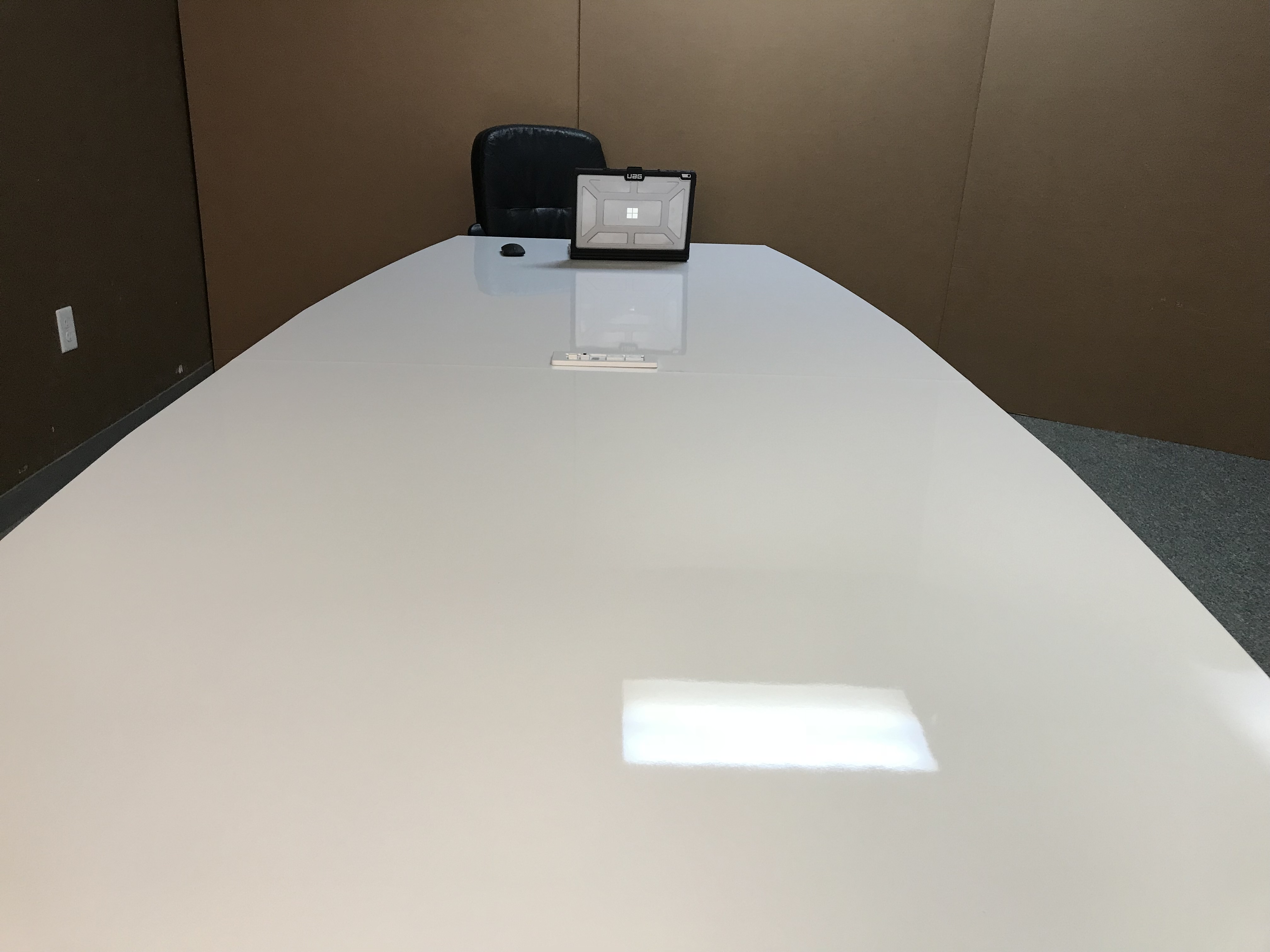 Dry Erase Conference Table 5