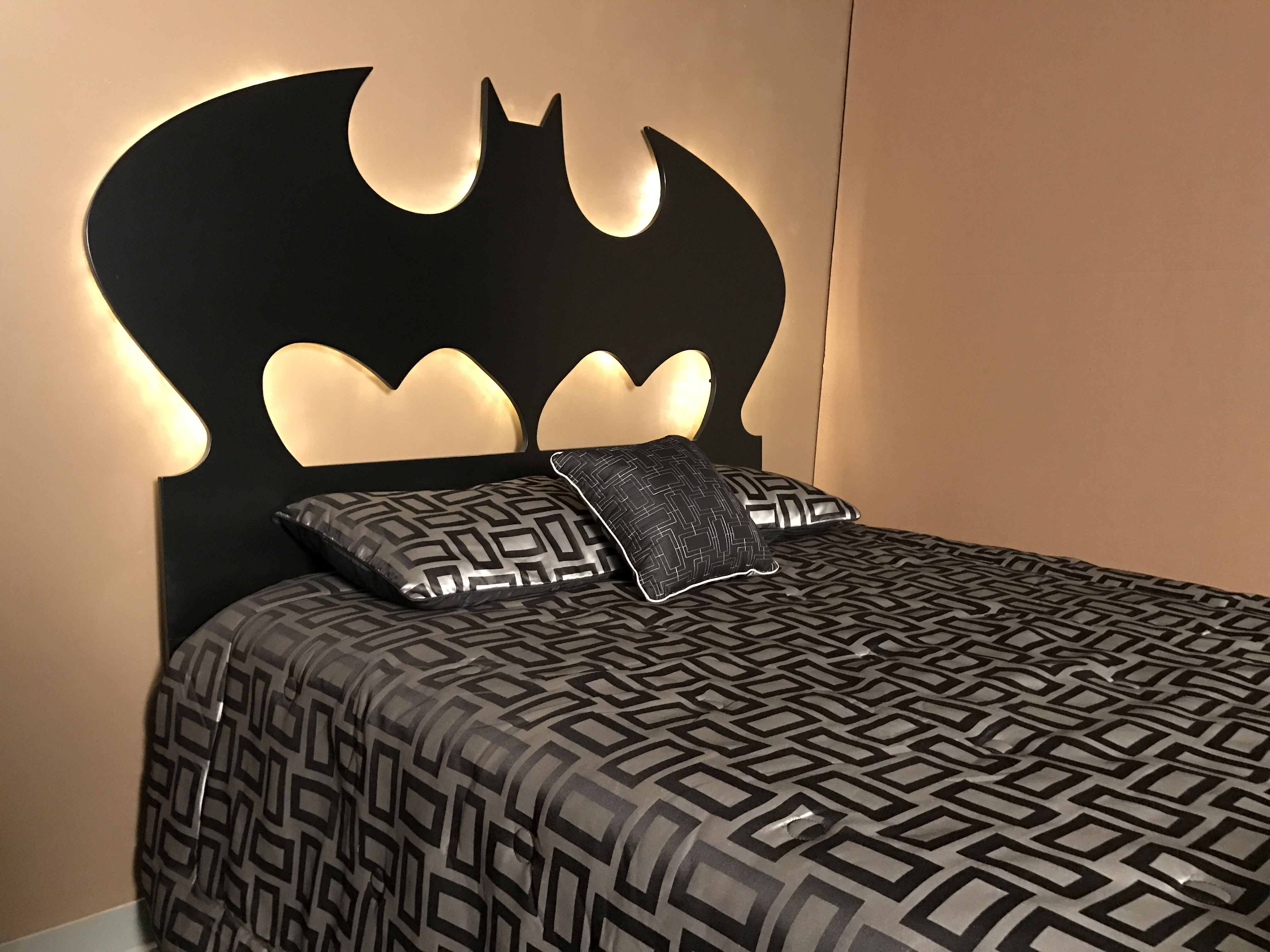 Batman Headboard