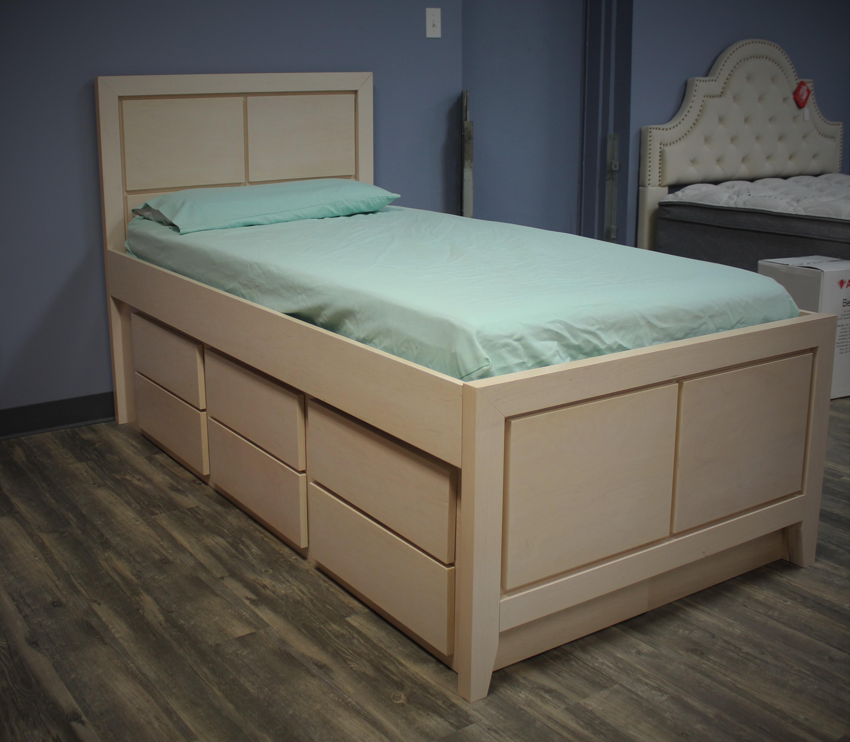 Twin Katelyn Bed Side