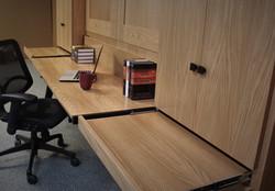 White Oak Desk