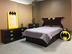 Dark Knight Bedroom