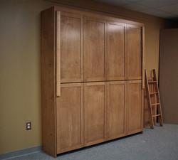 Murphy bunk Closed