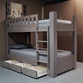 Bunk bed that looks like a fort