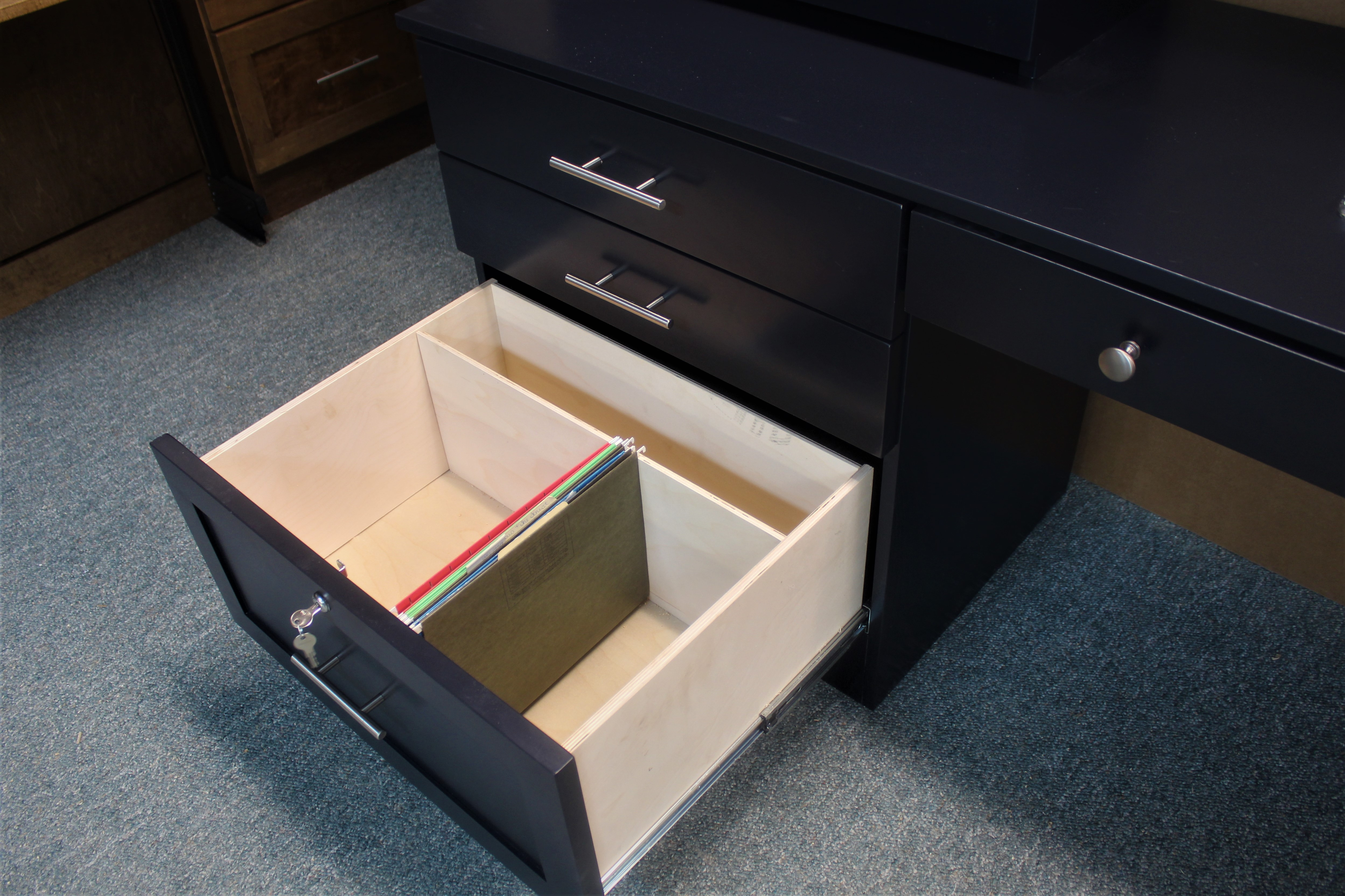 Anderson Desk file drawer