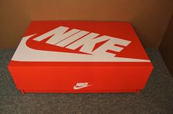 Nike Shoe Box