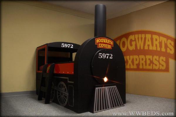 Train Hogwarts