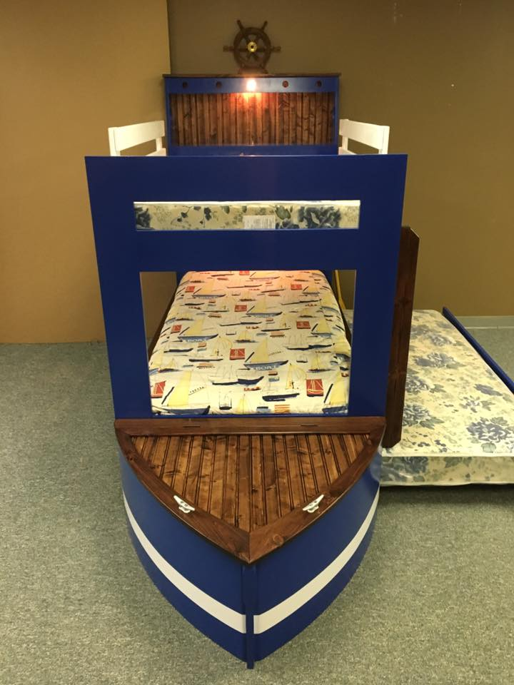 Boat Bunk Front