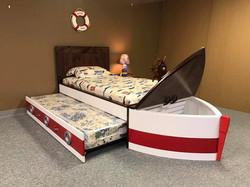 Boat bed Open