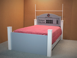 Full size Football Bed