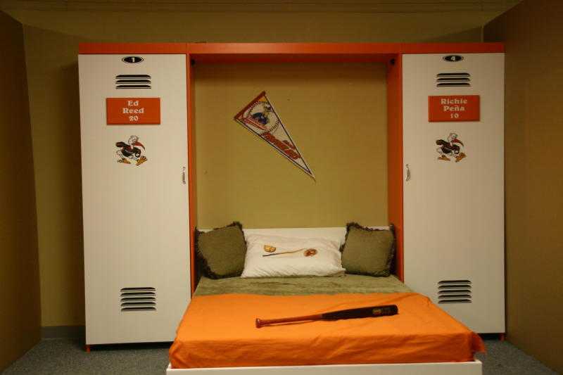 Miami Murphy bed