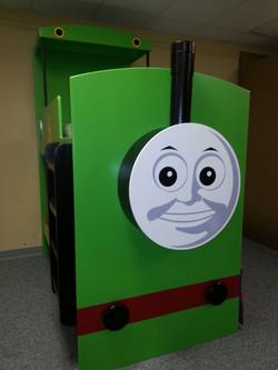 Percy Bunk Face