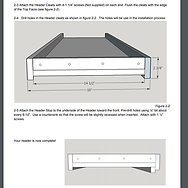 How to build a Murphy wall bed