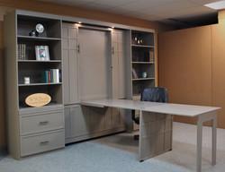 FLW Doulble Fold Desk Side