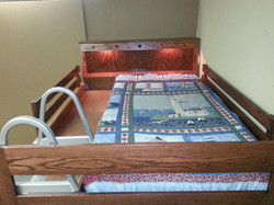 Upper Boat Bed