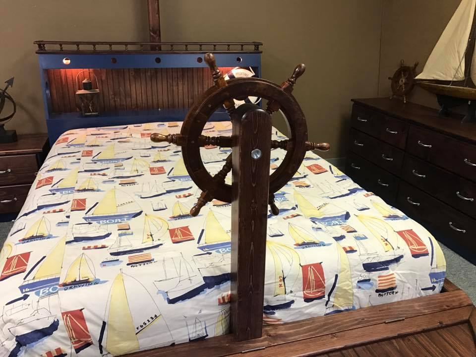 Boat Bed Wheel