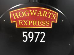 Hogwarts Train Front