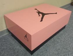 Pink Jordan Box Small
