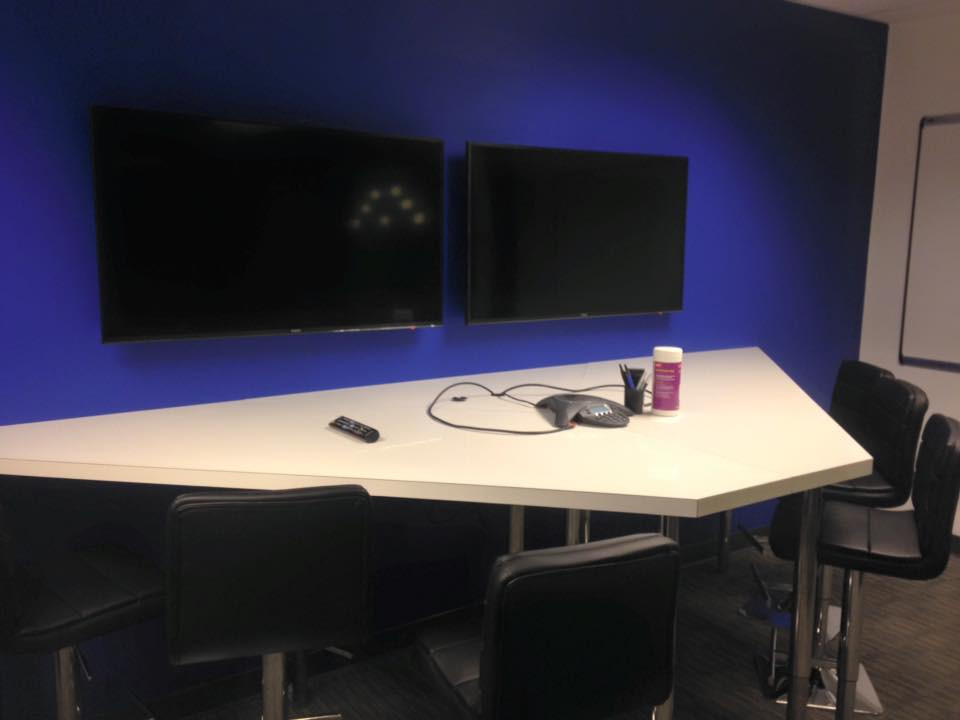 Marker Board Conference Table