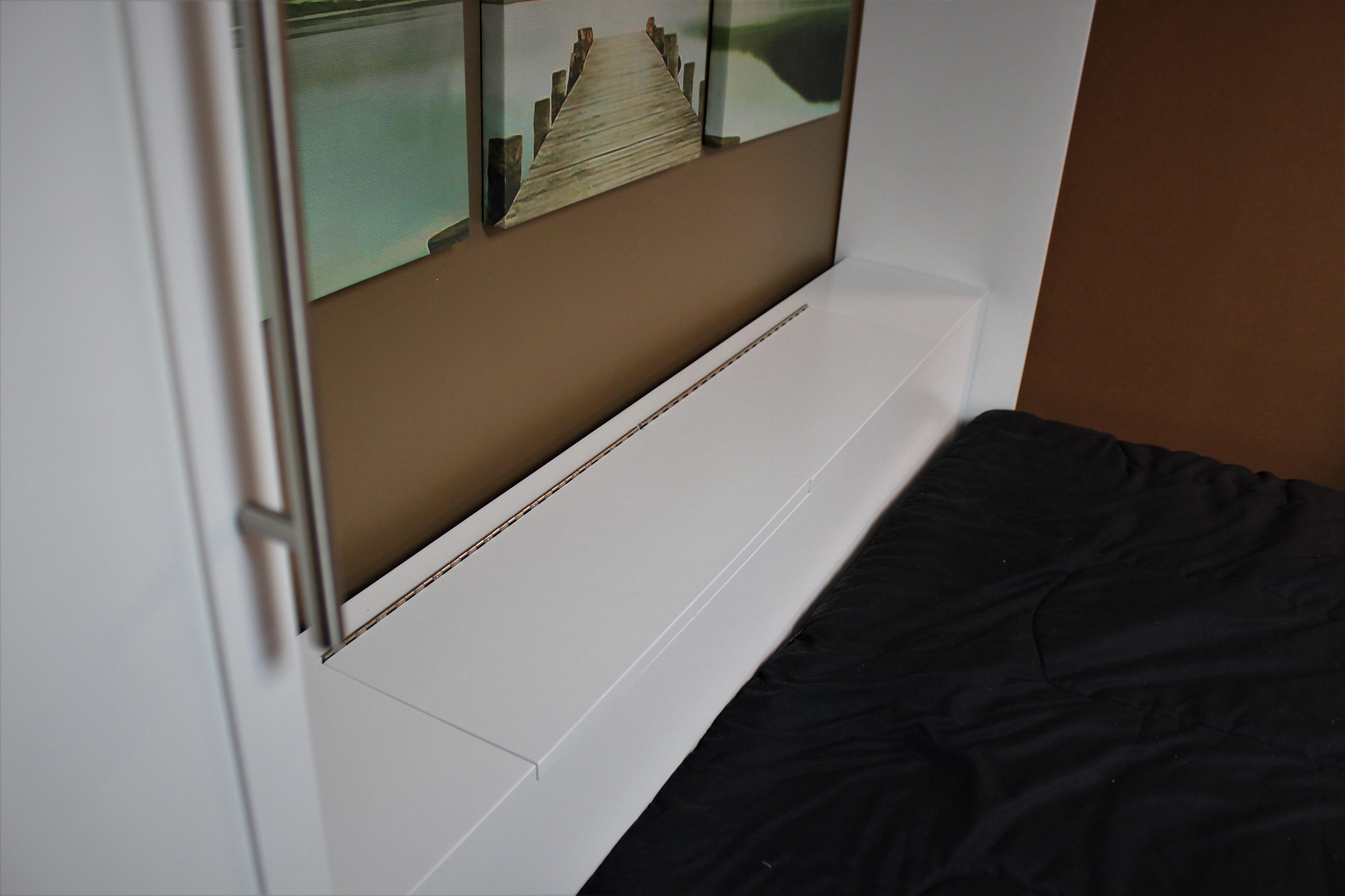 Lift Bed Headboard