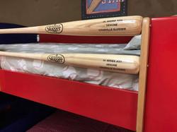 Baseball Loft Yankees Bats