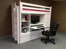 All In One Loft Desk